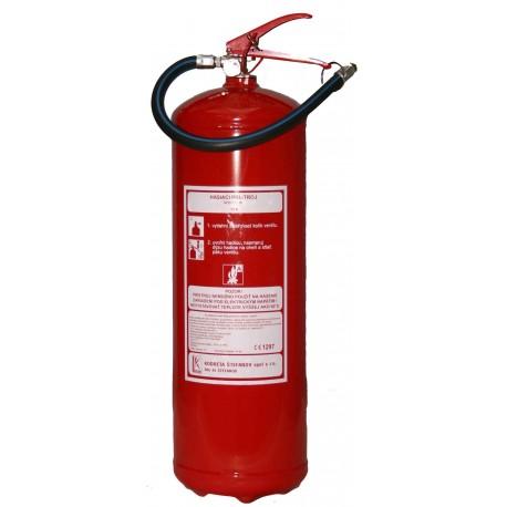 Vodný hasiaci prístroj 9l